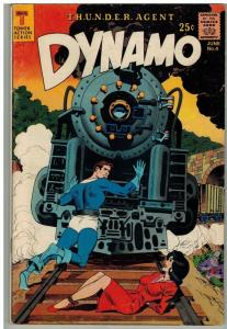 DYNAMO 4 VG-F  June 1967 Wood