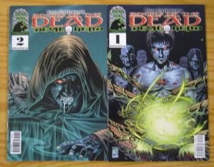 Tom Sullivan's Books of the Dead: Devil Head #1-2 VF/NM complete series - medors