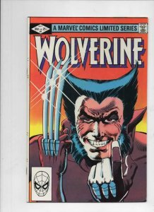 WOLVERINE #1, VF/NM, X-men, Frank Miller, Chris Claremont 1982 Marvel more in st