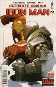 Ultimate Comics Iron Man #2 VF/NM; Marvel | save on shipping - details inside