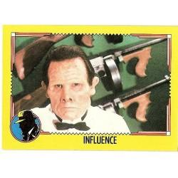 1990 Topps DICK TRACY-INFLUENCE #10