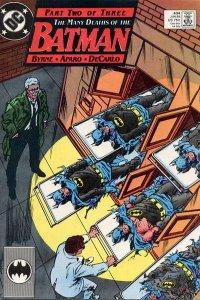Batman (1940 series) #434, VF+ (Stock photo)