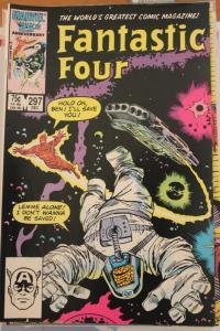 Fantastic Four 297 NM
