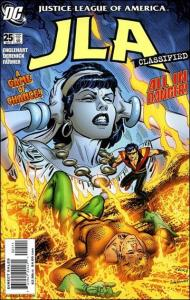 DC JLA: CLASSIFIED #25 VF
