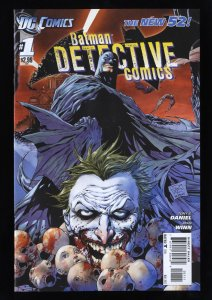 Detective Comics (2011) #1 VF/NM 9.0 New 52