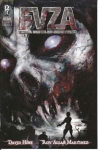 FVZA: Federal Vampire and Zombie Agency #0 VF; Radical | save on shipping - deta