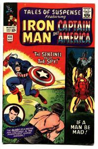 Tales of Suspense  #68 comic book 1965- Iron Man- Captain America Silver Age VF