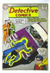 Detective Comics (1937 series) #268, Good+ (Actual scan)
