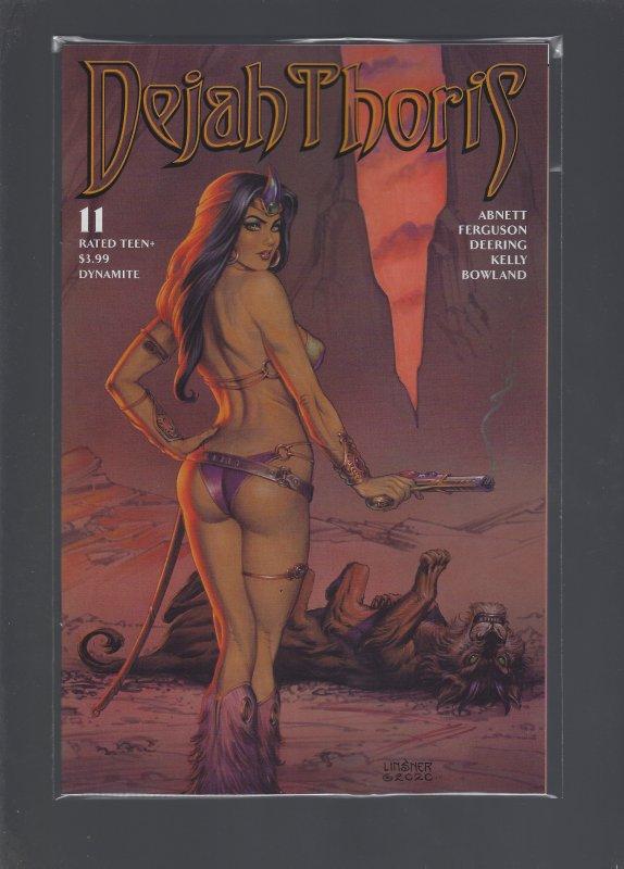 Dejah Thoris #11 Cover C