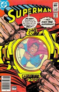 Superman (1939 series) #384, VF- (Stock photo)