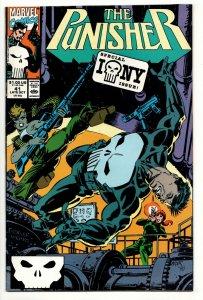 The Punisher #41 (Marvel, 1990) VF/NM