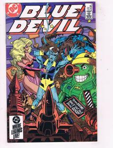 Blue Devil #11 VF/NM DC Comics Modern Age Comic Book Apr 1985 DE43 TW14