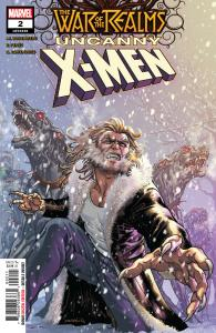 War Of The Realms Uncanny X-Men #2 (Marvel, 2019) NM