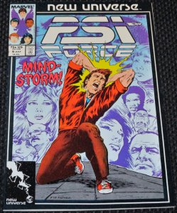 Psi-Force #9 (1987)