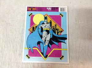 Batman Golden Frame-Tray Puzzle 12 Pieces 1989 Robin Joker Catwoman Batgirl BNT