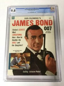 Ian Flemings James Bond Dell Publishing NN 1 CGC 9.8 1964 Highest Graded Only 1