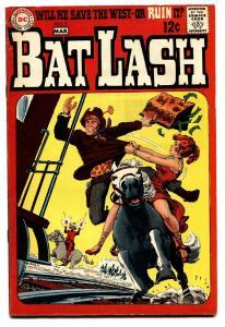 BAT LASH #3-1968-DC WESTERN-comic book vg/FN