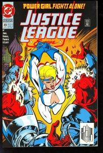 Justice League Europe #49 (1993)