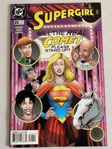 Supergirl #25 (1998) E1