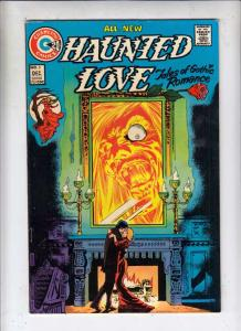 Haunted Love #5 (Dec-73) NM- High-Grade
