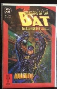 Batman: Shadow of the Bat #4 (1992)