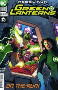 Green Lanterns #49 VF/NM; DC | save on shipping - details inside