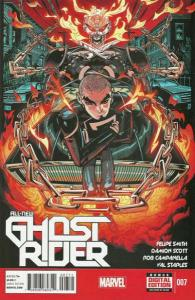 All-New Ghost Rider #7, NM (Stock photo)