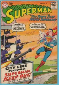 Superman 130 Jul 1959 GD-VG (3.0)
