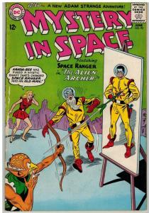 MYSTERY IN SPACE 92 VG June 1964