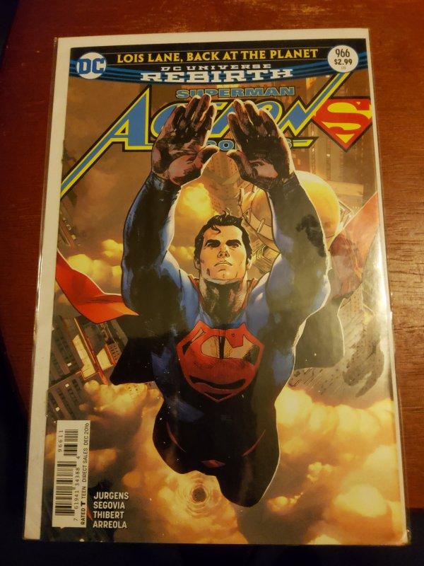 Action Comics #966 (2016)