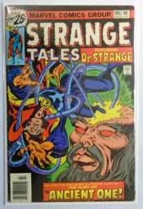 Strange Tales (1st Series) #186, 4.0 (1976)