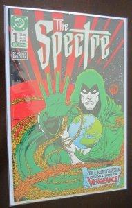 Spectre #1 (2nd series 1987) VF 8.0