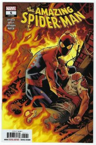 Amazing Spider-Man Vol 5 # 5 Cover A NM Marvel