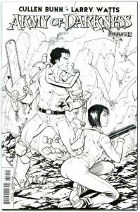 ARMY OF DARKNESS #5, VF+, Variant, Bruce Campbell, 2015, more AOD in store