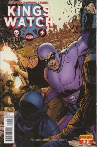 Kings Watch #2 VF/NM; Dynamite | save on shipping - details inside