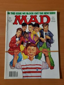 Mad Magazine #301 ~ VERY FINE - NEAR MINT NM ~ January 1991