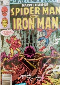 Marvel Team-Up #110 (1981)