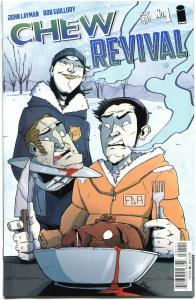 CHEW REVIVAL #1, 1st Print, NM, Rob Guillory, John Layman, more in our store