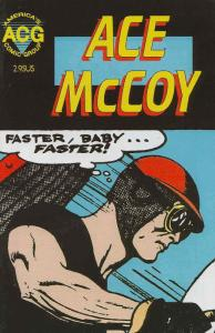 Ace McCoy #2 FN; Avalon | save on shipping - details inside