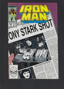 Iron Man #243 (1989)