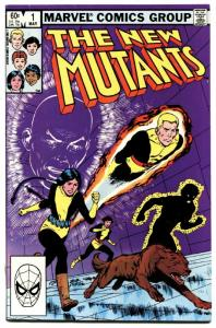 The New Mutants #1 1983- Marvel Hot Book High Grade vf