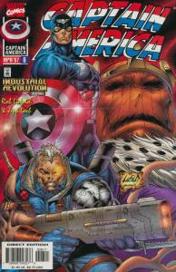 Captain America (2nd Series) #6 VF/NM; Marvel | save on shipping - details insid