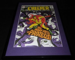 The Creeper #2 DC Framed 11x17 Cover Photo Poster Display Official Repro