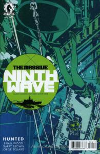 Massive, The: Ninth Wave #4 VF/NM; Dark Horse | save on shipping - details insid