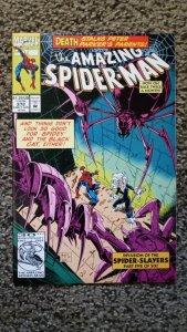 The Amazing Spider-Man #372 (1993) VF-NM