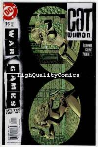 CATWOMAN #35, NM+, Batman, Ed Brubaker,Femme Fatale, more CW in store