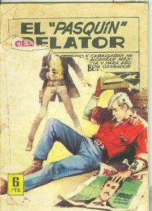 Gran Oeste numero 189: El pasquin delator