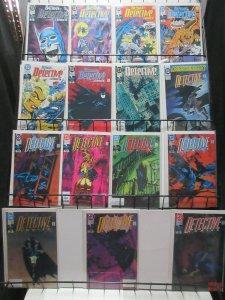 Detective Comics mit Batman (DC 1990) #620-634 Grant Breyfogle Aparo Milligan