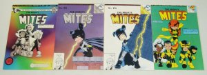 Mighty Mites #1-3 VF/NM complete series + variant - eternity comics set lot 1986