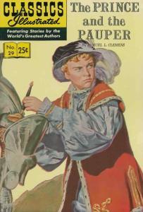Classics Illustrated (Gilberton) #29 (15th) FN; Gilberton   save on shipping - d